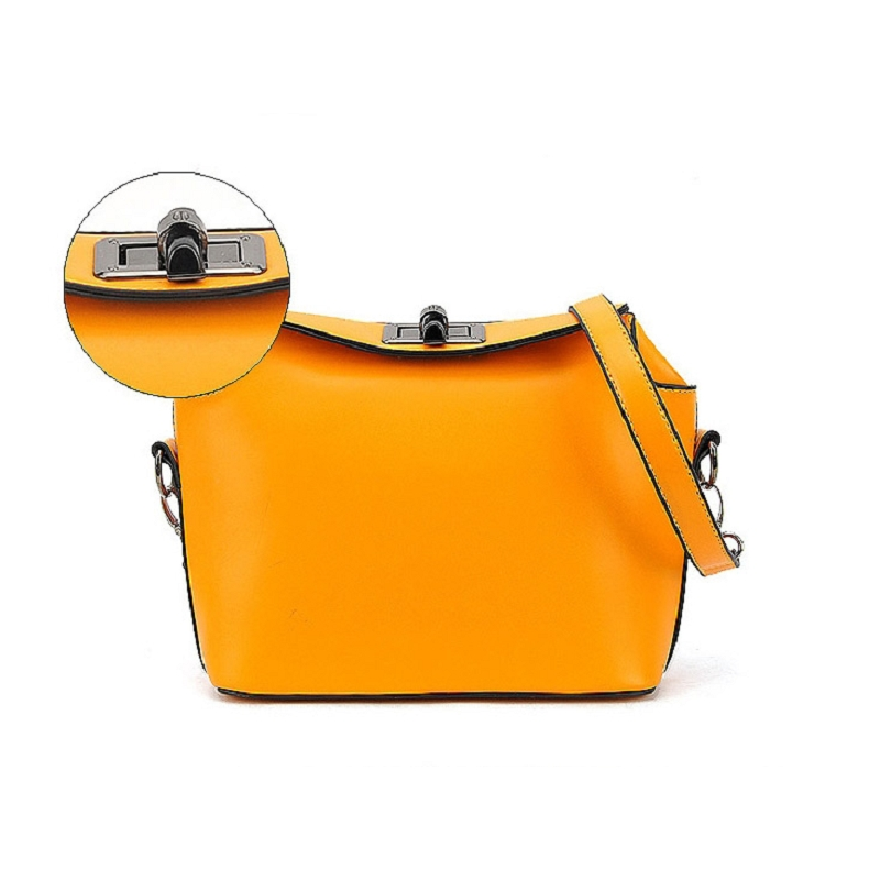 Fashion Women Shoulder Tote Purse Leather Lady Messenger Handbag Candy Color фото