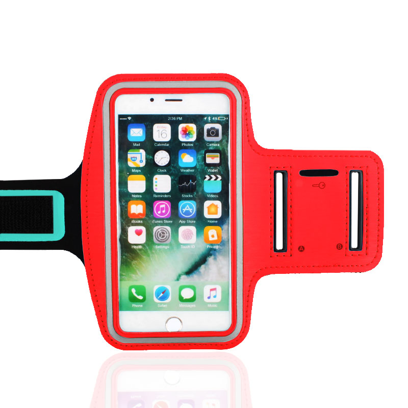 Sport Running Gym Armband Arm Band Case Cover Holder For Mobile Phones фото