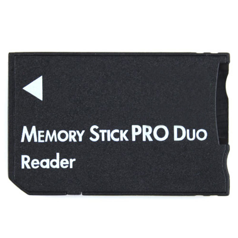 New Micro SD SDHC TF to Memory Stick MS Pro Duo Reader Adapter Converter #2 фото