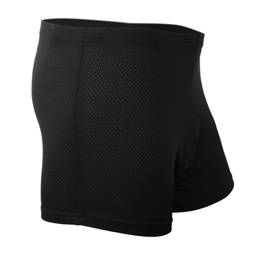 Cycling Shorts For Men Women Bike Bicycle underwear Pants Sponge Gel 3D Padded фото