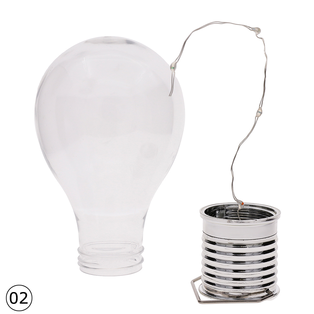Waterproof Solar Rotatable Outdoor Garden Camping Hanging LED Light Lamp Bulb фото