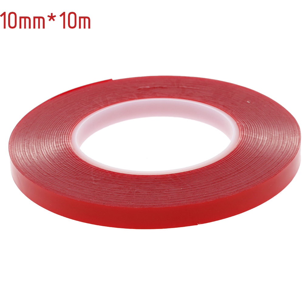 Double-sided 3/10M Strong Clear Transparent Acrylic Foam Adhesive Tape Width 5/15/30/10mm