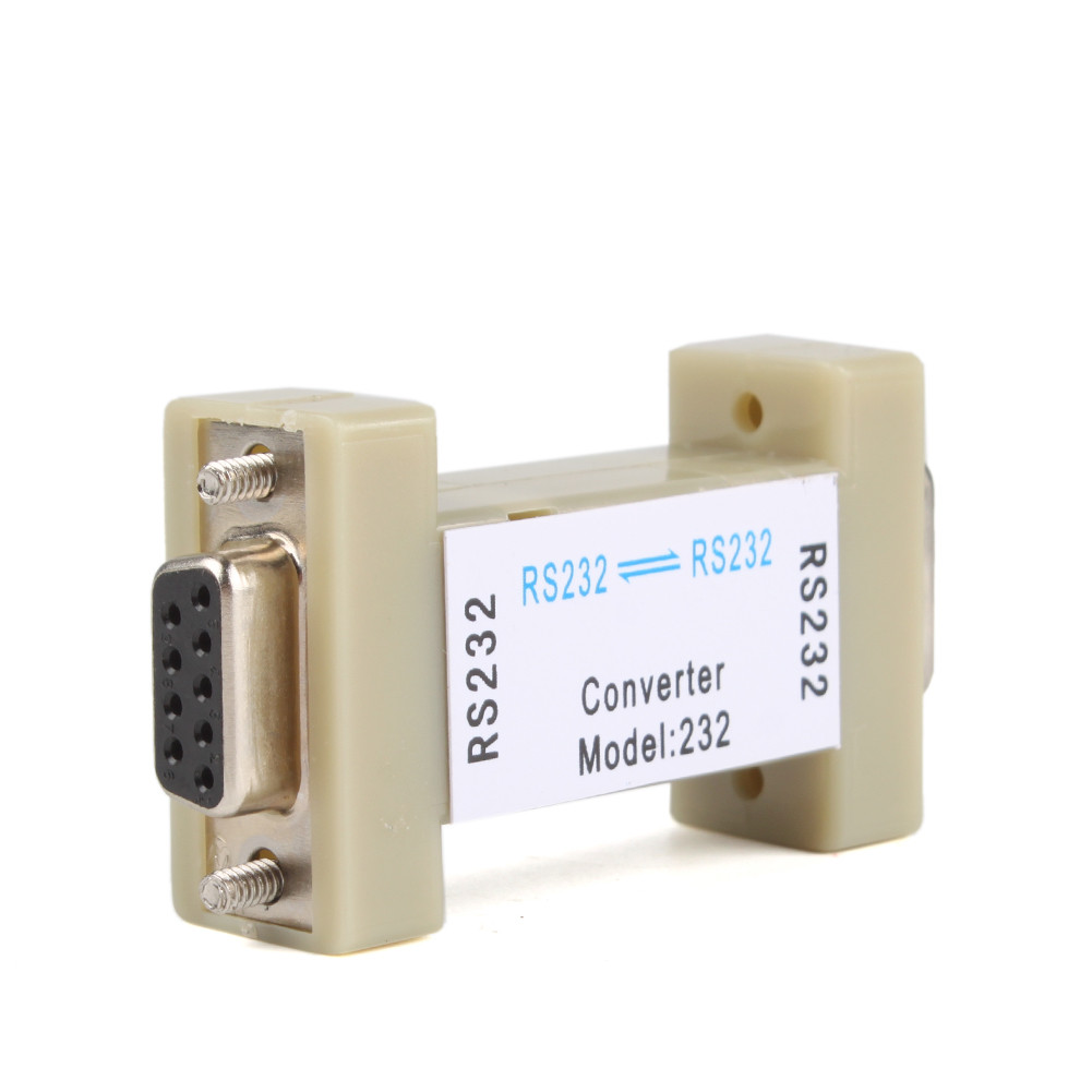 RS232 M F Serial Optoelectronic Isolator Converter 5W фото