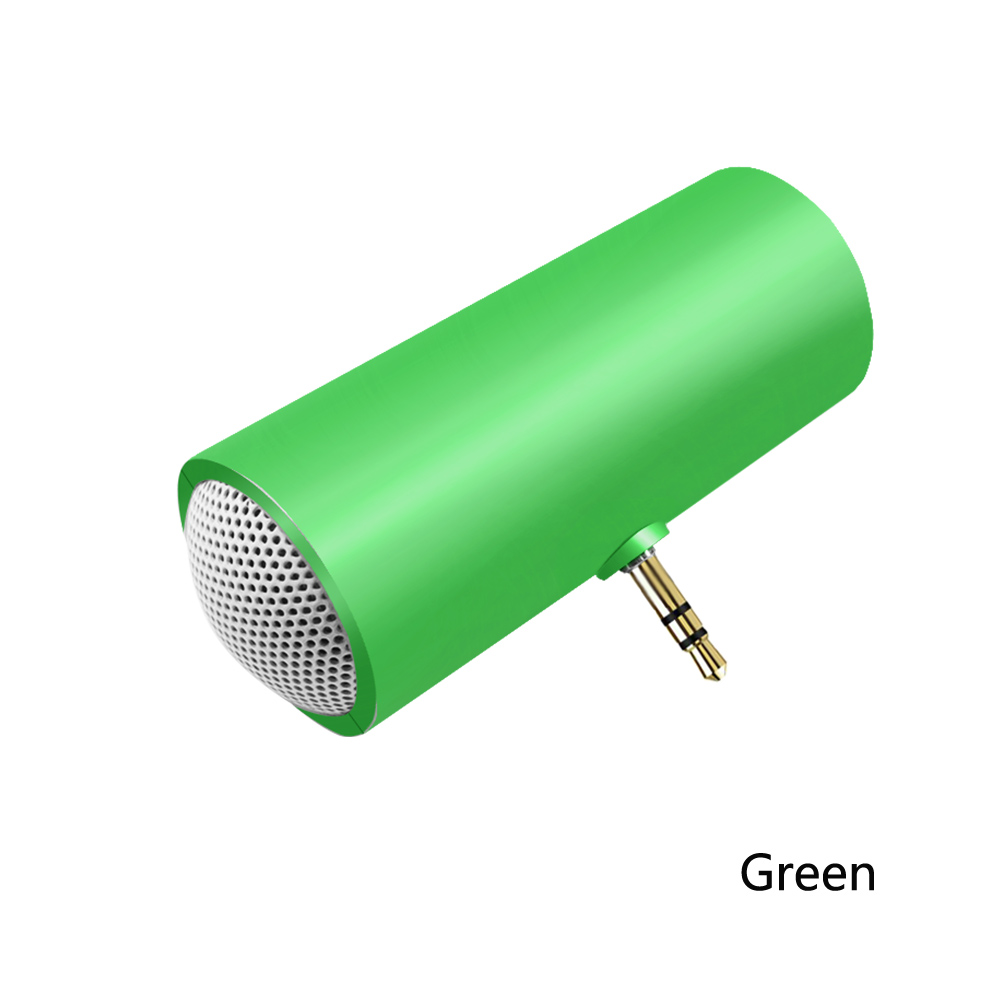 Portable 3.5mm Mini Stereo Speaker Amplifier For MP3/MP4/Mobile phone/Tablet фото